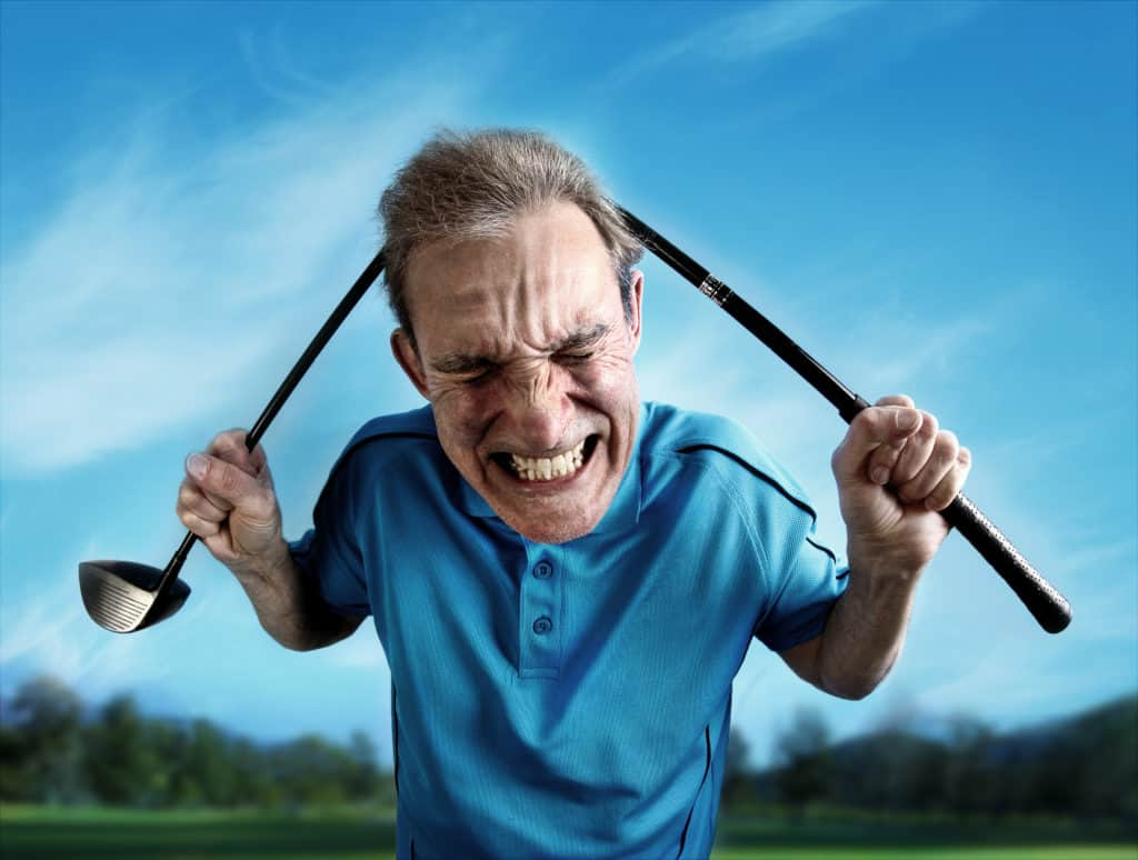 What Is A Golf Mulligan?